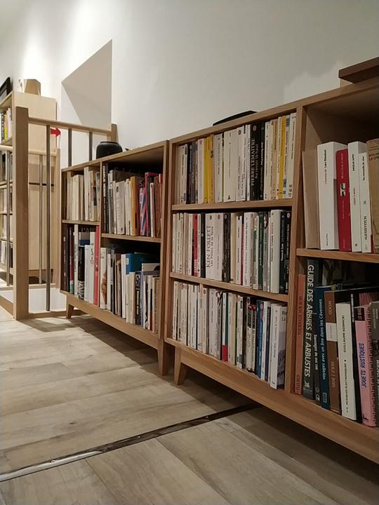 bibliothèque modulaire Jules B
