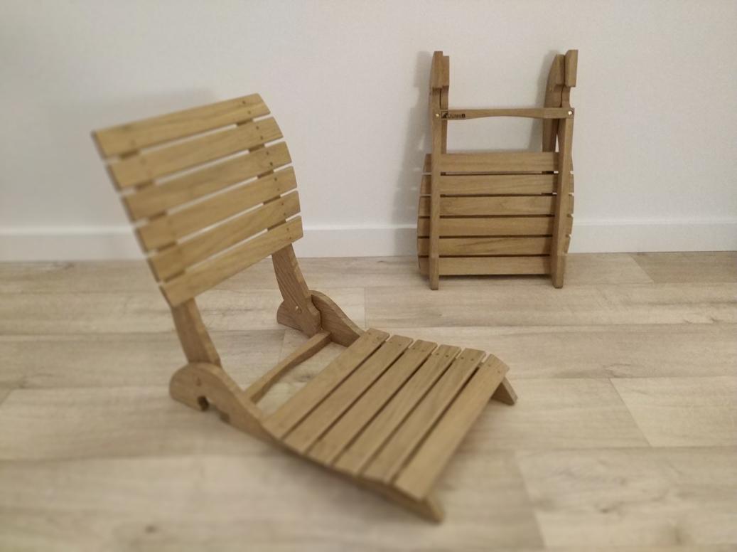 Chaise pliante Jules B