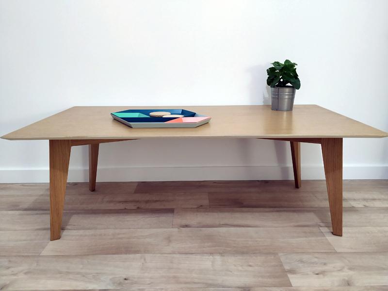 table basse grand modèle Jules B