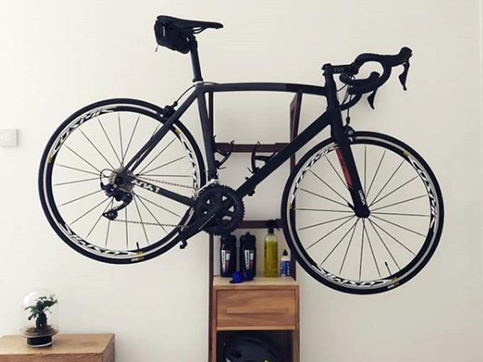 stand vélo Jules B