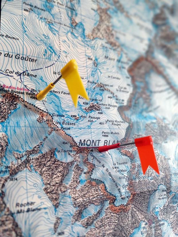 panneau aimants cartographie jules b sur mesure