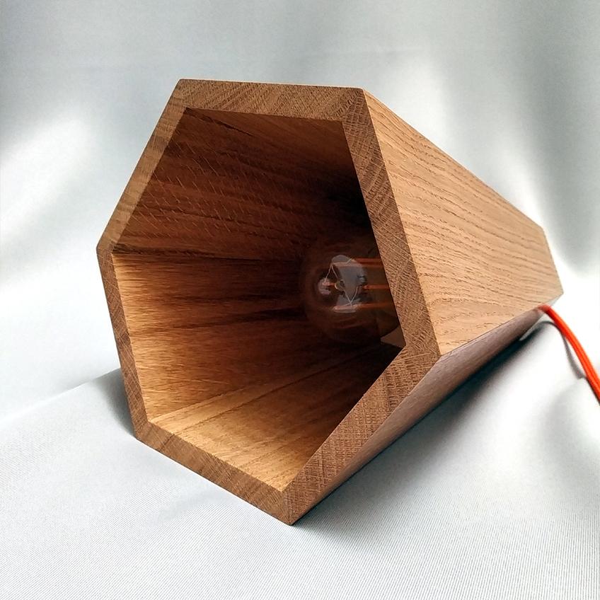 Cône lampe Jules B Design